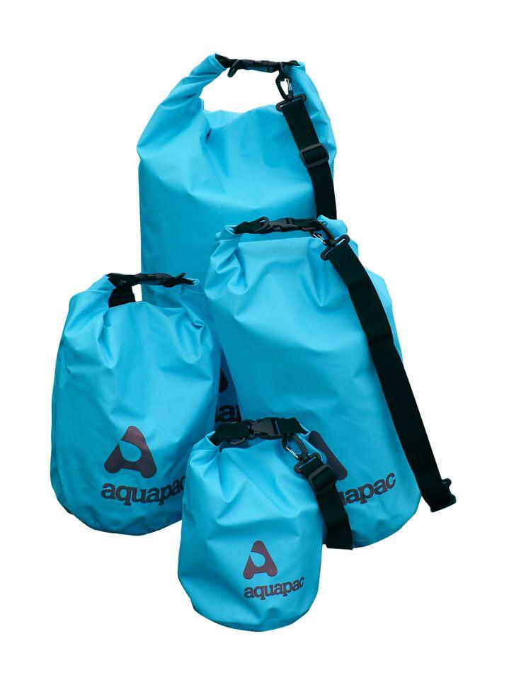 NEU! TrailProof™ Drybags mit Schultergurt