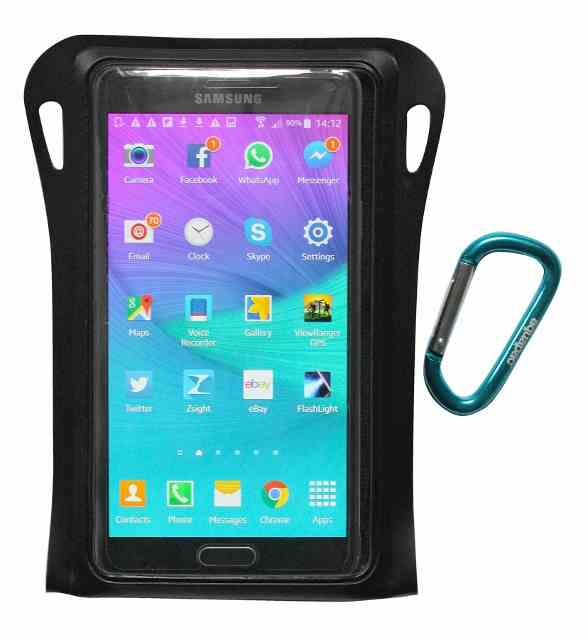 TrailProof Phone Case schwarz