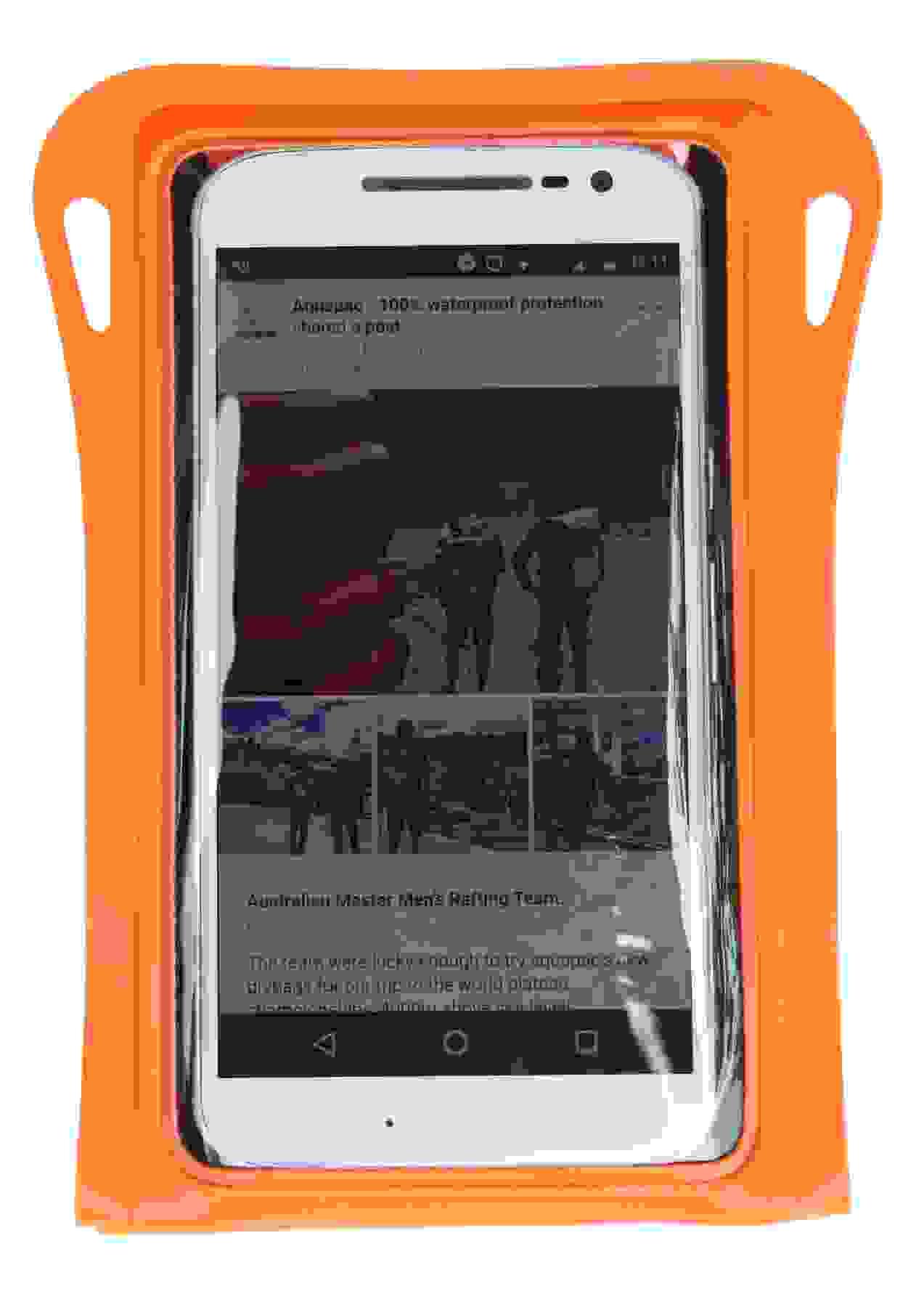 TrailProof Phone Case orange