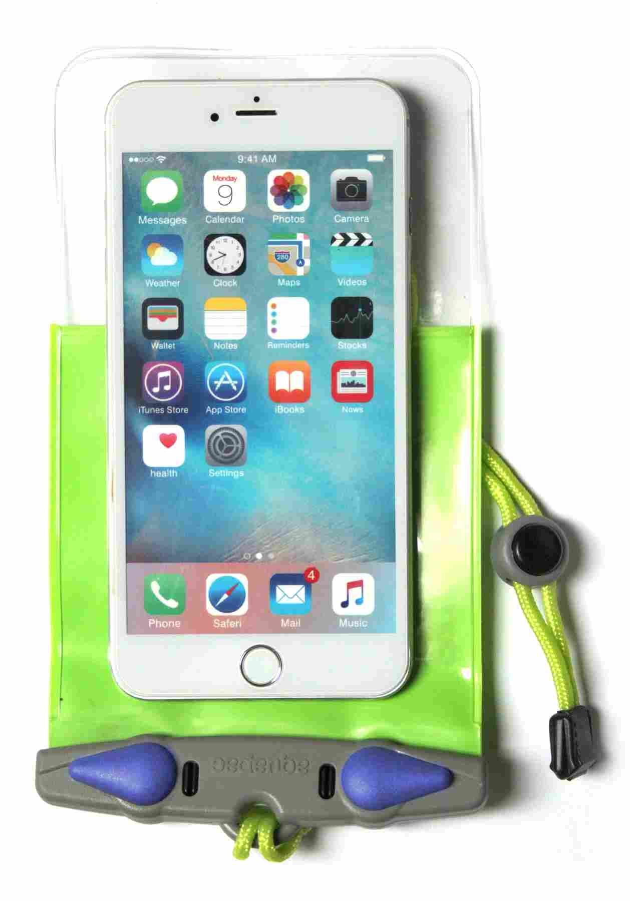 NEU! Smartphone plus-plus grün