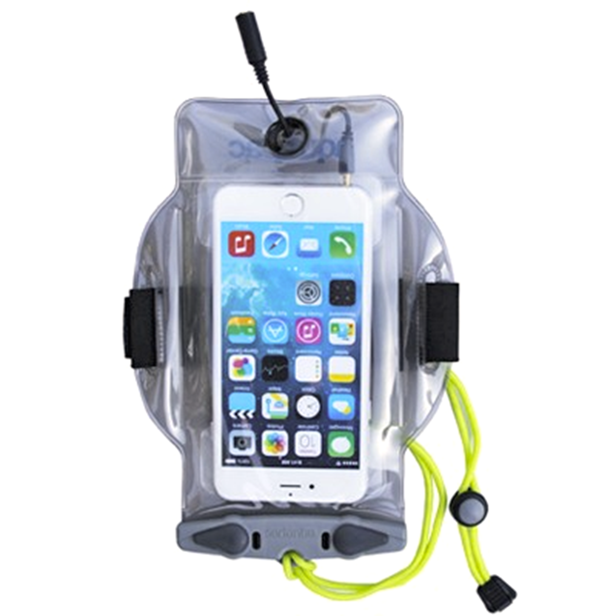MP3 / Smartphone large with headphone jack case and hip belt extra