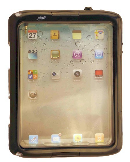 Aryca iPad Case with headphone jack