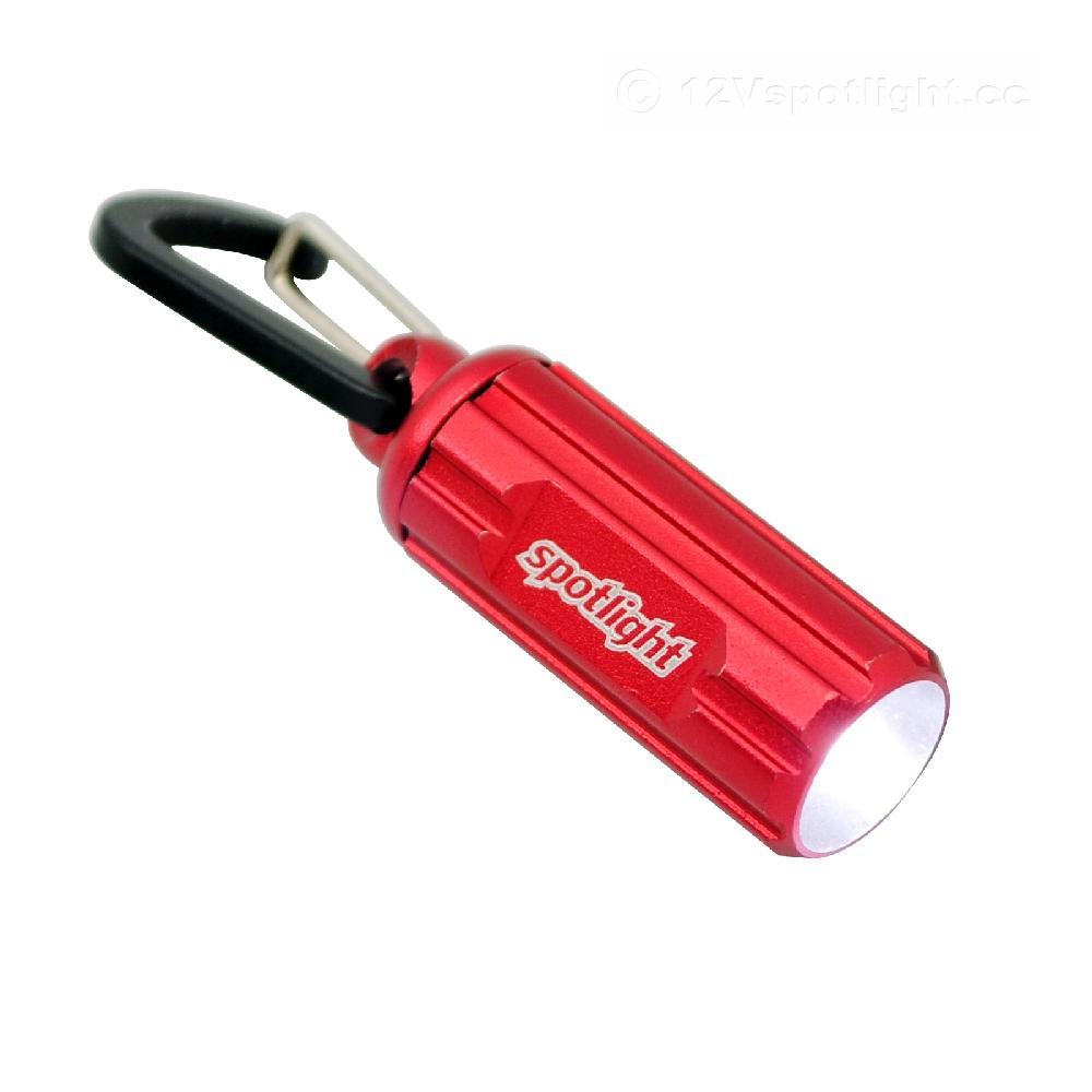 Spotlight Speck Racecar Red
