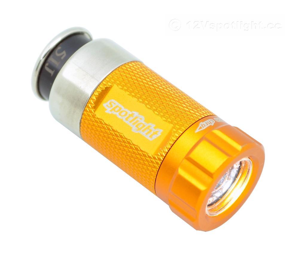 Spotlight Turbo Hazard Country Orange