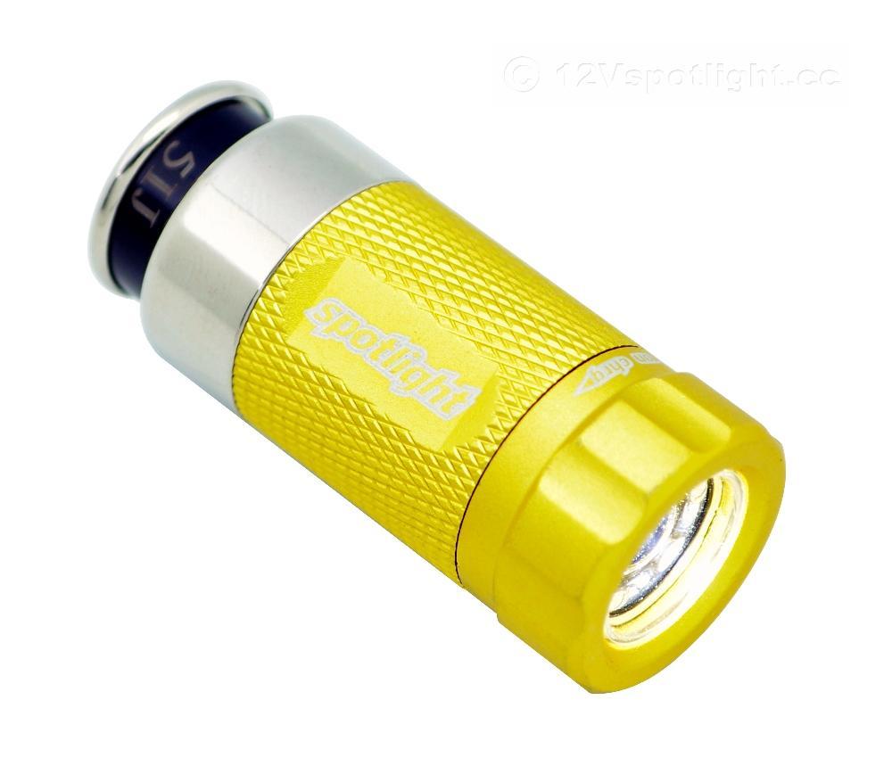 Spotlight Turbo Taxi Yellow
