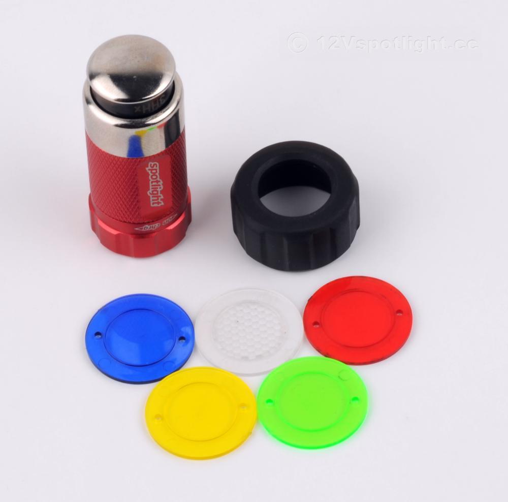 Spotlight Colour Caps