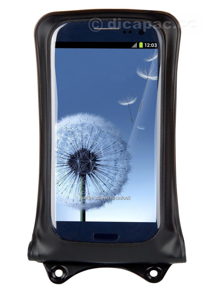 DiCAPac DiCAPac Smartphone-/ iPhone™-Tasche klein schwarz