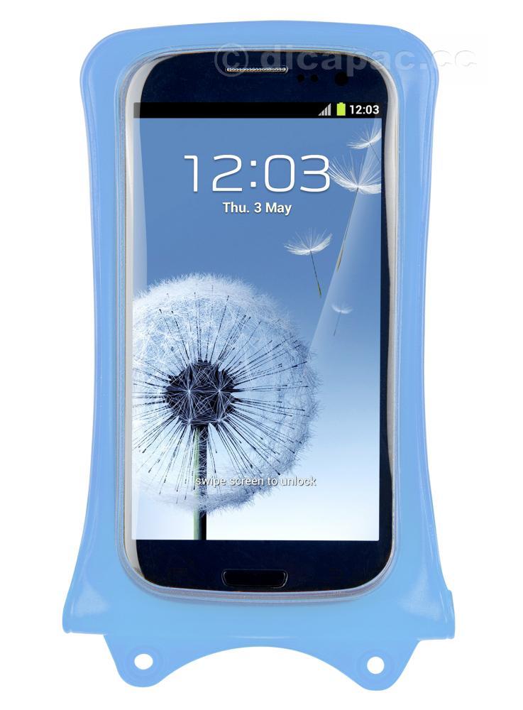 DiCAPac DiCAPac Smartphone-/ iPhone™-Tasche klein blau