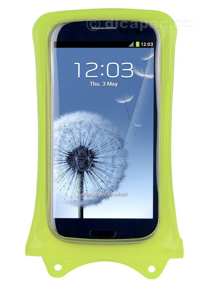 DiCAPac DiCAPac Smartphone-/ iPhone™-Tasche klein grün