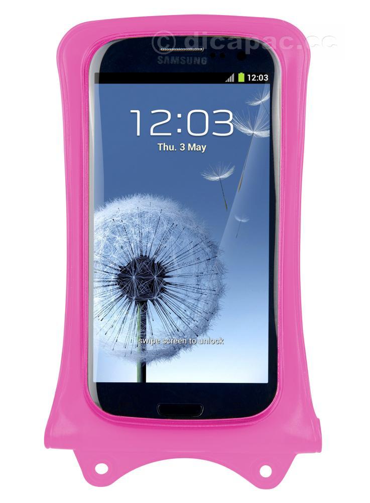 DiCAPac DiCAPac Smartphone-/ iPhone™-Tasche klein pink
