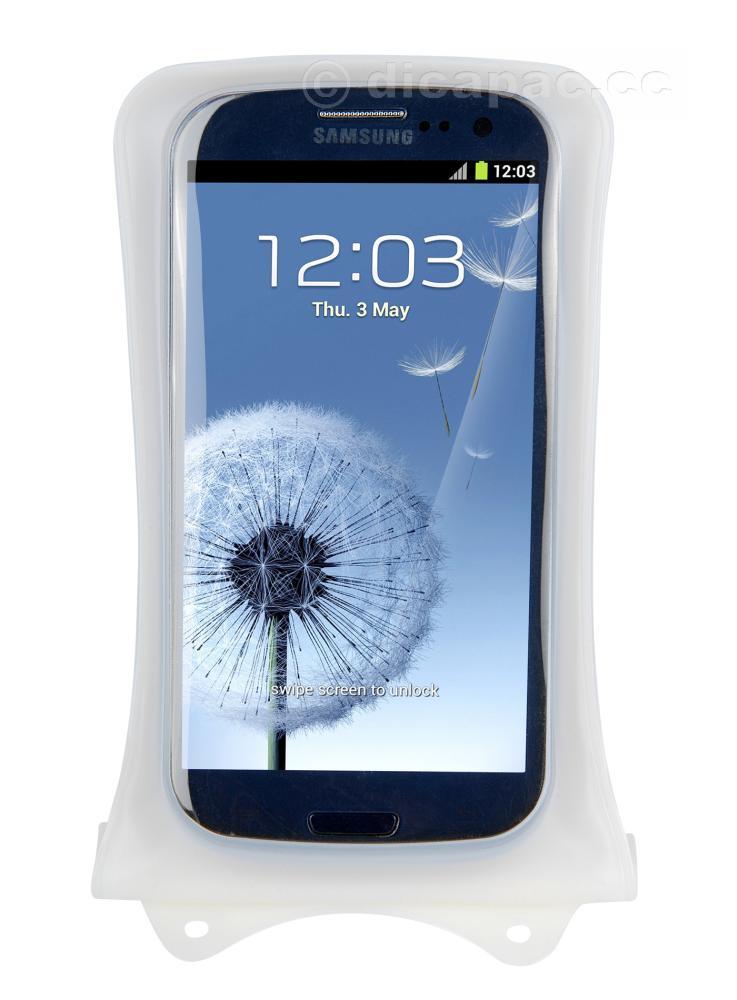 DiCAPac DiCAPac Smartphone-/ iPhone™-Tasche klein weiß
