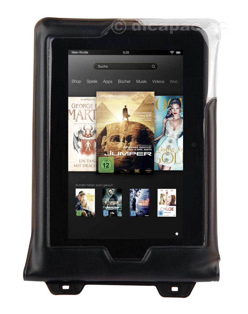 DiCAPac Mini Tablet Case waterproof